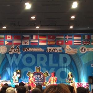 ヨーヨー世界大会2